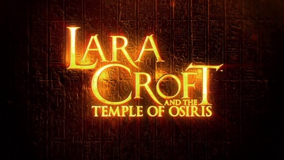 Lara Croft and the Temple of Osiris launch video