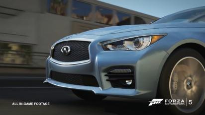 Forza Motorsport 5 August Content Update