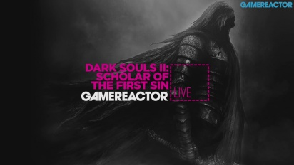 Vi lirar Dark Souls II: Scholar of the First Sin