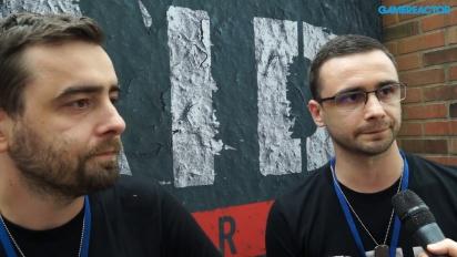 Raid: World War II - Nikica och Ilija Petrusic-interju