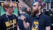 Deep Rock Galactic - Vi intervjuar Søren Lundgaard