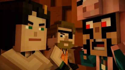 Minecraft: Story Mode - Season Two - Episode Four Trailer