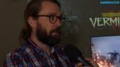 Warhammer: Vermintide 2 till konsol - Robert Bäckström intervjuad