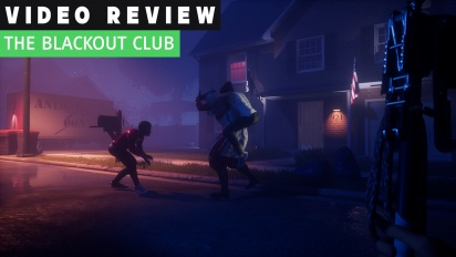 The Blackout Club - Videorecension