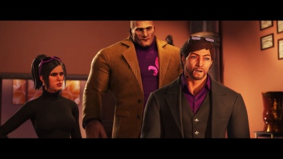 Saints Row: The Third - Remastered - Xbox Series & PS5 Launch Trailer