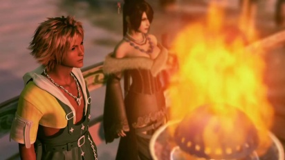 Final Fantasy X/X-2 HD Remaster - Your Journey Starts Here Trailer
