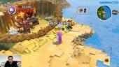 Gamereactor TV-teamet lirar Lego Worlds