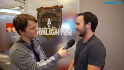 Moonlighter - Rubén Pico intervjuad