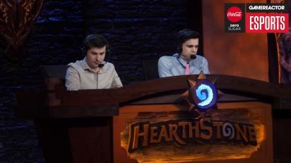 Hearthstone World Championship 2018 - Vi sammanfattar dag ett