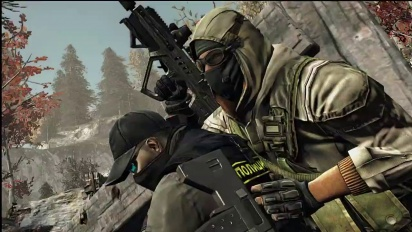 Ghost Recon: Future Soldier - Documentary Trailer