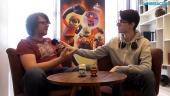 GRTV spelar Lego The Incredibles: Intervju med studion