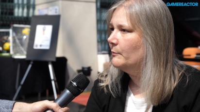 GRTV intervjuar Uncharted-drottningen Amy Hennig