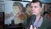 Warsaw - Krzysztof Paplinski intervjuad
