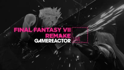 GRTV korkar upp Final Fantasy VII: Remake, igen
