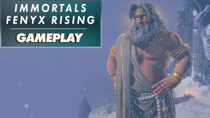GRTV tillbringar mer tid med Immortals Fenyx Rising