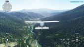 Microsoft Flight Simulator - En avslappnande flygtur över The Picos de Europa