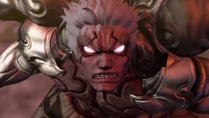 Asura's Wrath - Demo Trailer