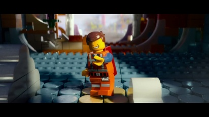 The Lego Movie Videogame - Mac Launch Trailer