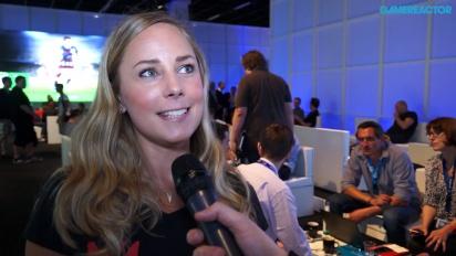 Mirror's Edge Catalyst - Sara Jansson-intervju