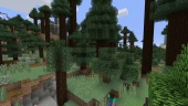 Minecraft - 1.8.8 console update trailer