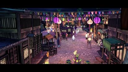 Shadow Tactics : Blades of the Shogun - Announcement Trailer