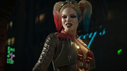 Injustice 2 - Harley Quinn and Deadshot Reveal Trailer
