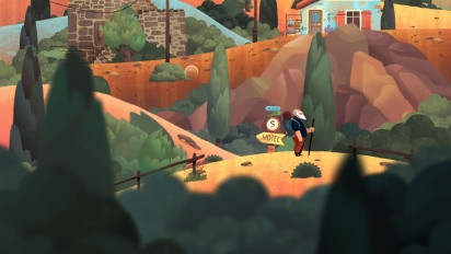 Old Man's Journey - Gameplay Teaser