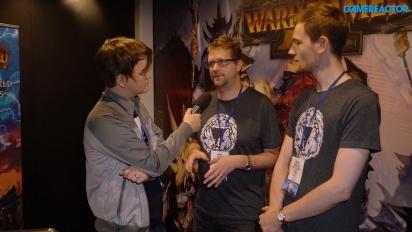 Total War: Warhammer II - Andy Hall & Mark Sinclair intervjuade