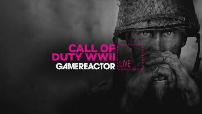 GRTV-teamet spelar Call of Duty: WWII