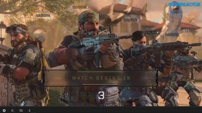 GRTV spelar Call of Duty: Black Ops 4