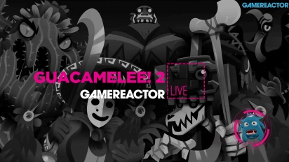 GRTV klämmer lite på nysläppta Guacamelee! 2
