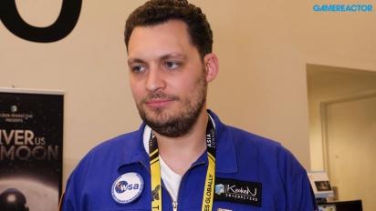 GRTV på GDC: Deliver Us The Moon: Fortuna