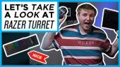 GRTV packar upp Xbox-tangentbordet Razer Turret
