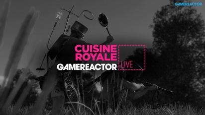 GRTV klämmer lite på Cuisine Royale