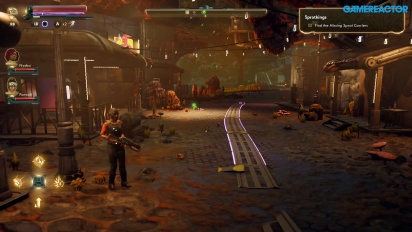 The Outer Worlds - Spratkings Gameplay