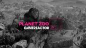 GRTV spelar Planet Zoo