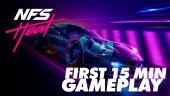 GRTV spelar de första 15 minuterna av Need for Speed Heat