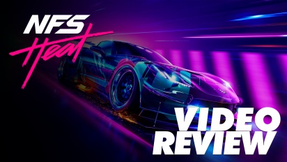GRTV videorecenserar Need for Speed Heat