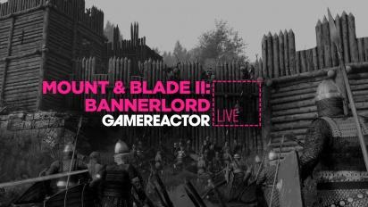 GRTV myser lite med Mount & Blade II: Bannerlord