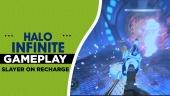 Halo Infinite - Slayer on Recharge Gameplay