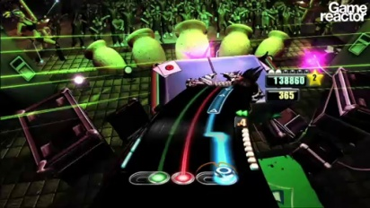 DJ Hero DLC - 50 Cent ft Mary J Blige 'Alll of Me' vs Queen 'Radio Ga Ga'