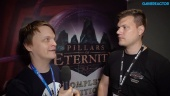 Pillars of Eternity: The Complete Edition - Christofer Stegmayr intervjuad