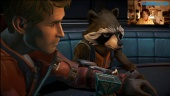 Guardians of the Galaxy: The Telltale Series - Livestream Replay