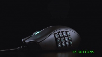 The Razer Naga Trinity | Power Overwhelming