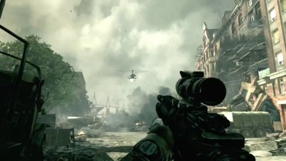 Call of Duty: Modern Warfare 3 - Face Off Behind The Scenes Preview Trailer