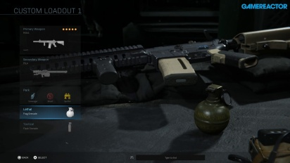Call of Duty: Modern Warfare - Gunsmith-gameplay
