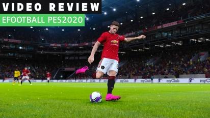 GRTV videorecenserar eFootball PES 2020