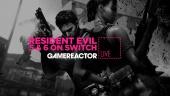 GRTV återbesöker skräcken i Resident Evil 5 & 6