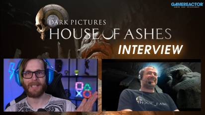 The Dark Pictures: House of Ashes - Will Doyle Interview