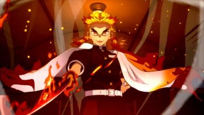 Demon Slayer: Kimetsu no Yaiba - The Hinokami Chronicles - Adventure Mode: Mugen Train Arc/VS Mode Trailer
